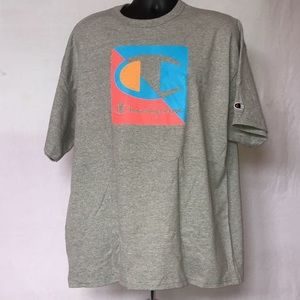 Gray Champion Shirt. NWT